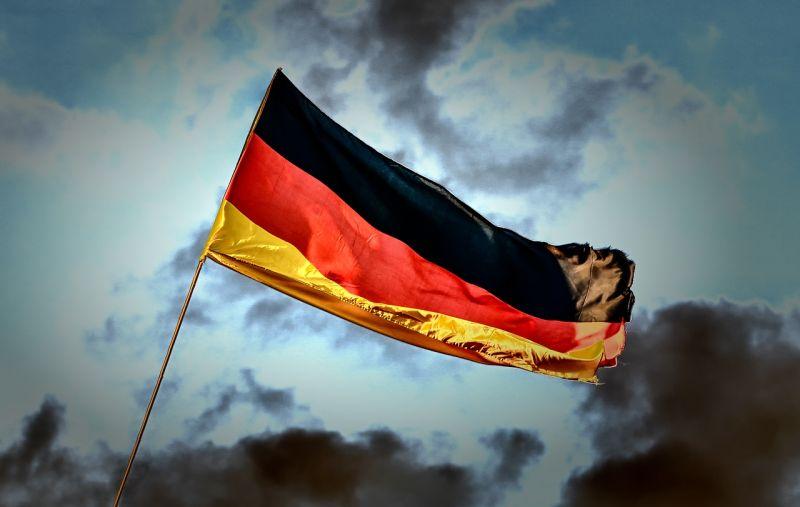 ▲德國國旗。(示意圖/翻攝自 Pixabay )