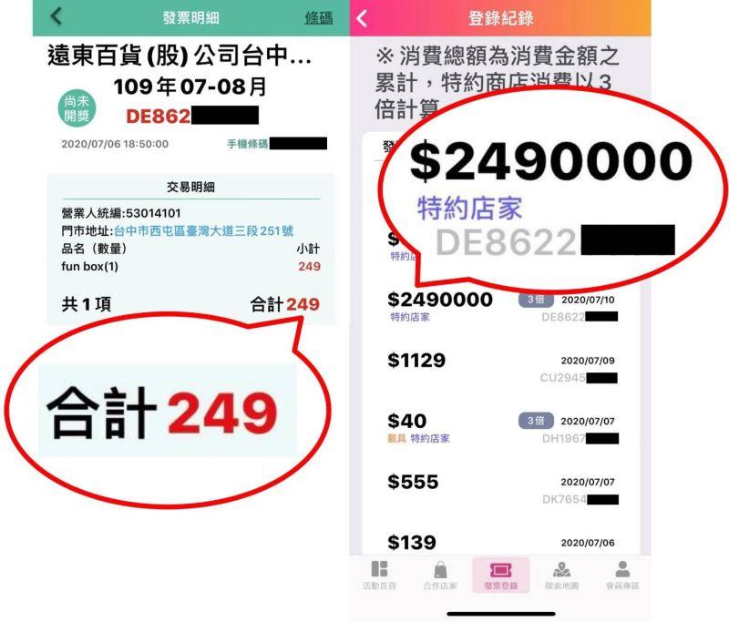 台中購物節APP瑕疵問題 議員:影響抽獎公平性
