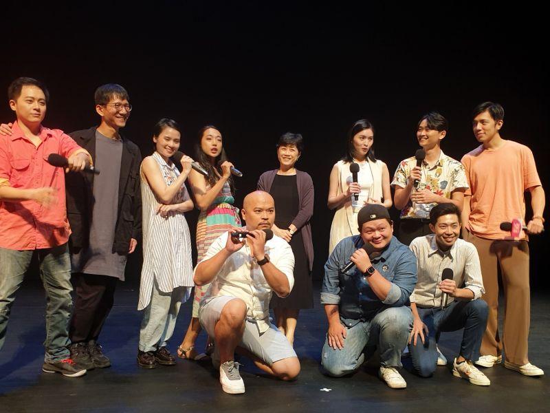 「台灣有個好萊塢」音樂劇    重現繁花似錦台語電影歲月