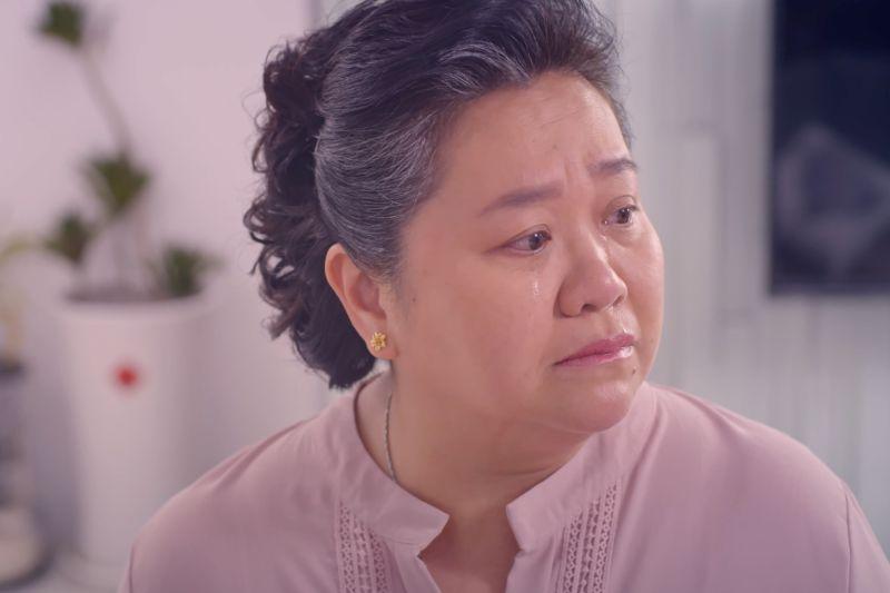 ▲《我的婆婆》收視破3,鍾欣凌掉淚百萬人收看。(圖 / 公視提供)