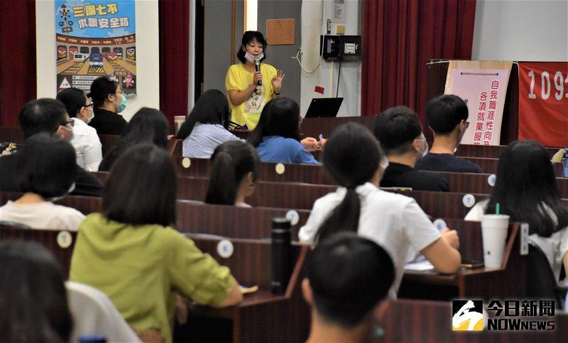 ▲辦理大專青年學生公部門暑期工讀計畫,希望能夠提供青年學子們探索公部門的工作環境並學習相關知識的機會。(圖/記者陳雅芳攝,2020.07.13)