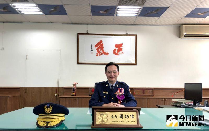 台南警長驚傳遭「拔官」 黃偉哲回應了