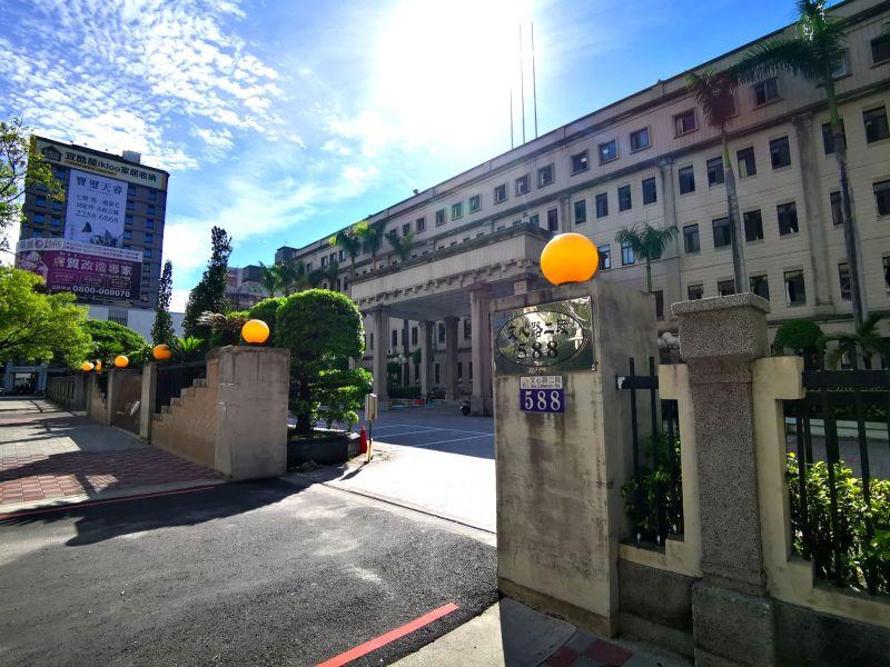 中市都發、環保局搬新家   即日起進駐原警局大樓辦公