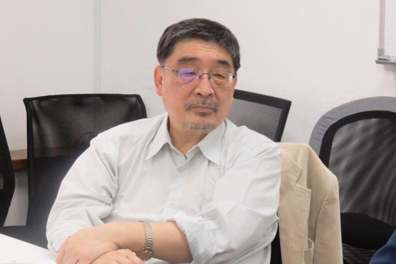 ▲國立東華大學教授施正鋒。(圖/施正鋒臉書)
