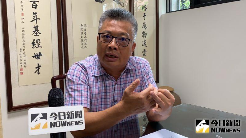 宇成建築董事長林裕盛表示,能為台南市貢獻一份心力,「不僅榮幸,也非常有意義」。