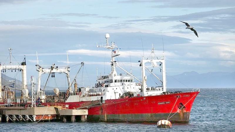 離奇!阿根廷漁船行前全採陰還隔離 35天後竟57人染疫