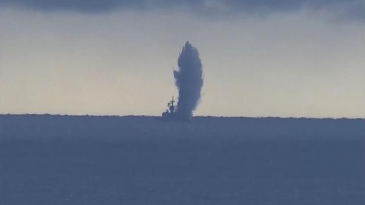 漢光36號濱海實彈演習 潛艦魚雷睽違13年重磅登場