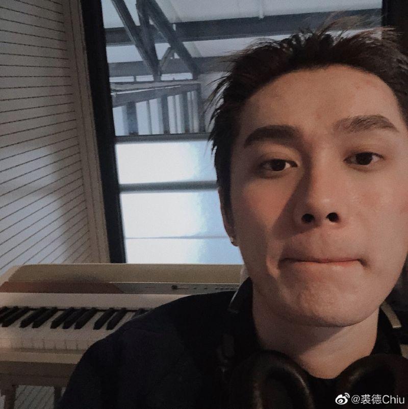 ▲裘德入圍「最佳國語男歌手」。(圖/翻攝裘德微博)