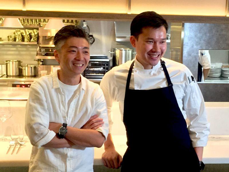 米其林星級主廚新餐廳開幕 海岸料理泰式風味呈現