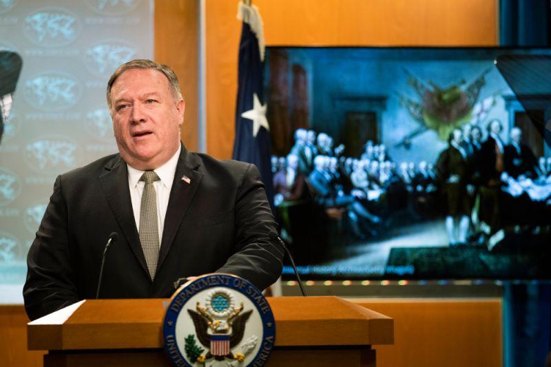 南海油田受威脅損失慘重 美國務卿:支持遭中國侵犯國家