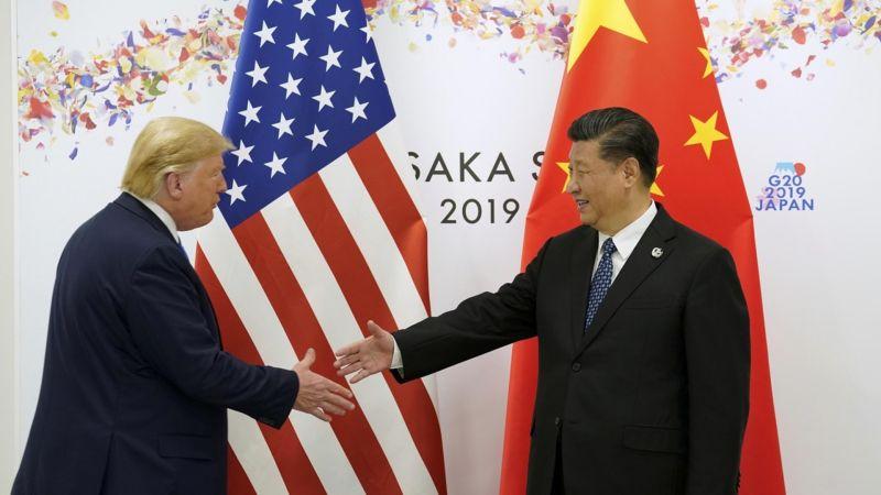 美國力挺國際承認台灣、以色列 要盟友與中國「選邊站」