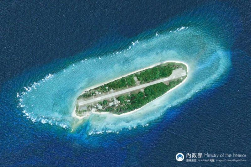 <b>太平島</b>降格為礁?馬英九批蔡政府 為何竟說歡迎