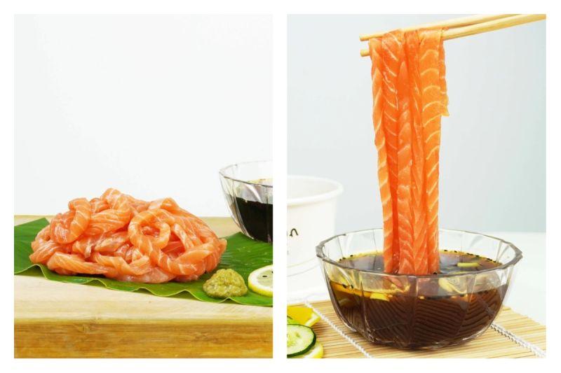 「生魚麵」超夯!鮭魚<b>生魚片</b>進化版 餐廳大推:吃播必紅