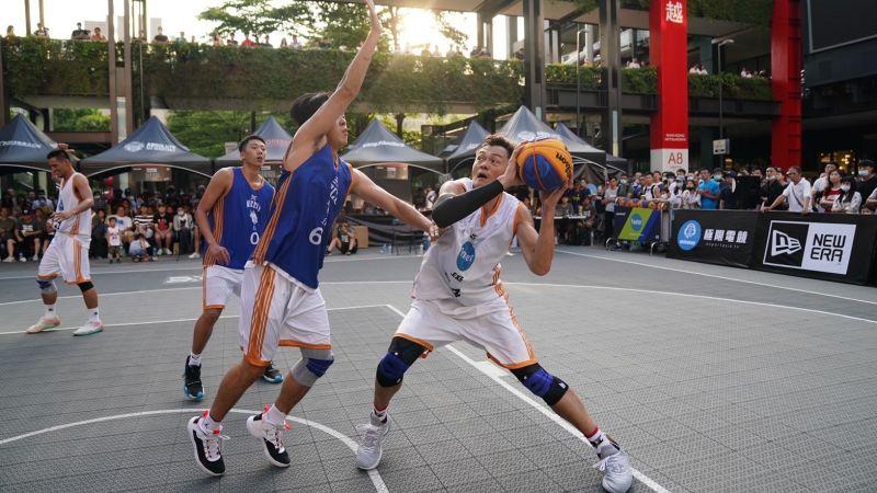 籃球/世界再度看見台灣籃球 FIBA3X3即將轉播台灣賽事
