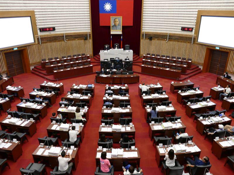 高雄議長補選日確定 訂於七月三十一日