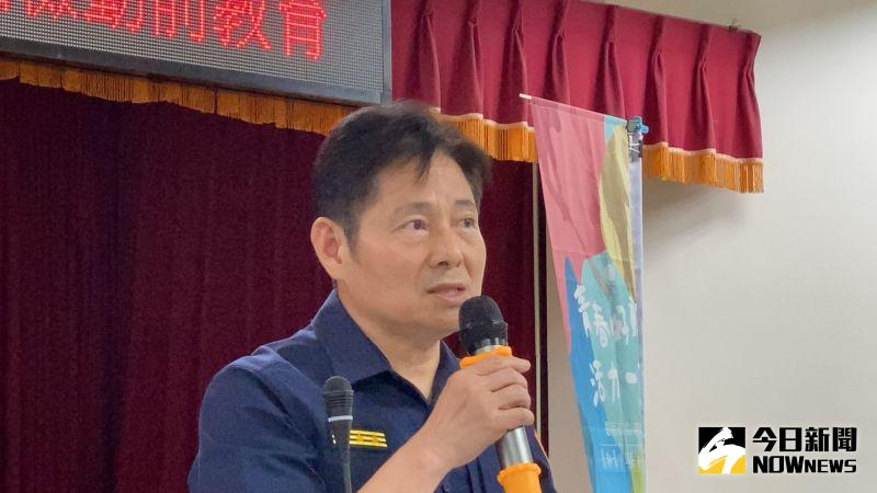 新任台南警長撂重話 做不好位子恐不保