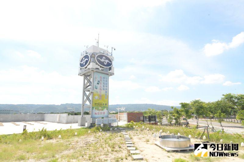 影/彰化新亮點 田中氣象站結合氣象觀測和科普教育