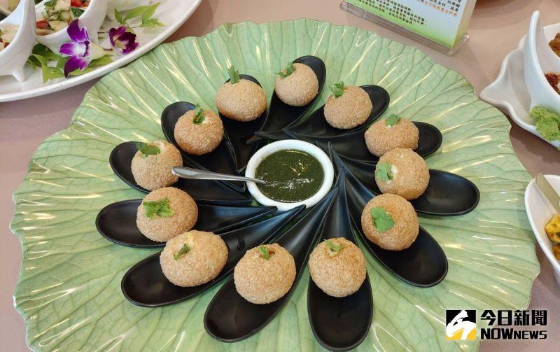 聖華宮端出印度素蔬食美味    給你不一樣味蕾體驗