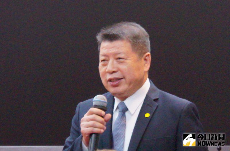 ▲國防部副部長張哲平。(圖/記者呂炯昌攝.2020.07.20)