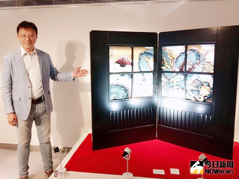 日本玻璃工藝大師黑木國昭 展玻璃綺麗之美