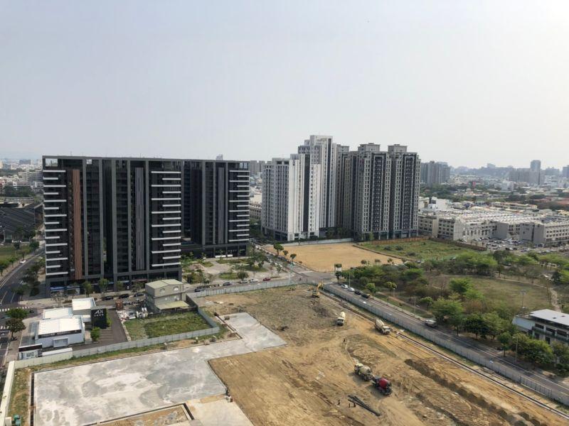 房市/連漲了10年 台南永康新成屋房價追過北區