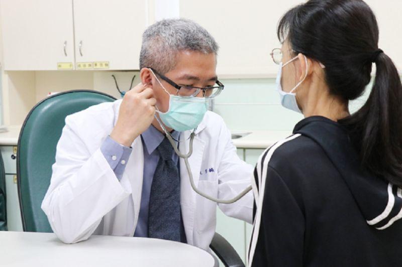 長期咳嗽非感冒 早期肺癌須留心