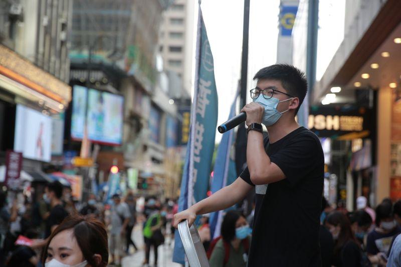 香港支聯會<b>六四</b>集會  24人遭起訴