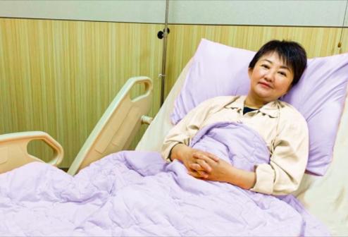 ▲台中市長盧秀燕在她個人臉書向市民報平安(圖/擷取盧秀燕臉書2020.7.21)