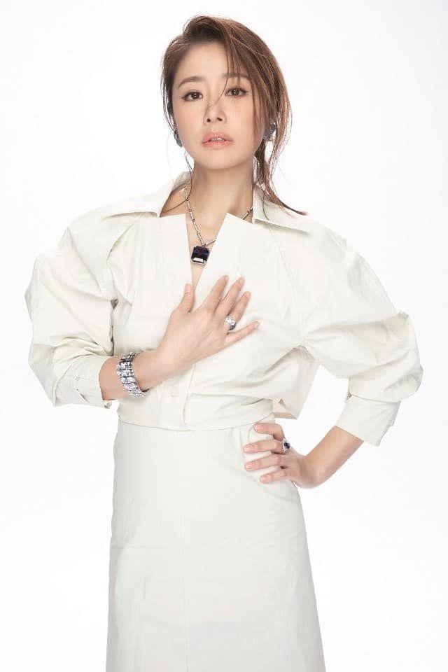 ▲林心如在《華燈初上》飾演日式酒店老闆娘。(圖