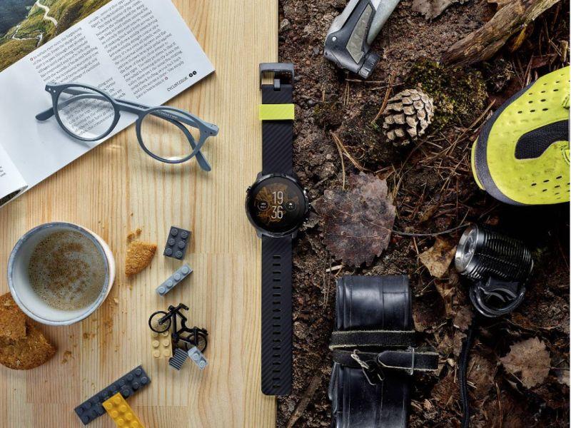 ▲芬蘭頂級運動智慧腕錶Suunto