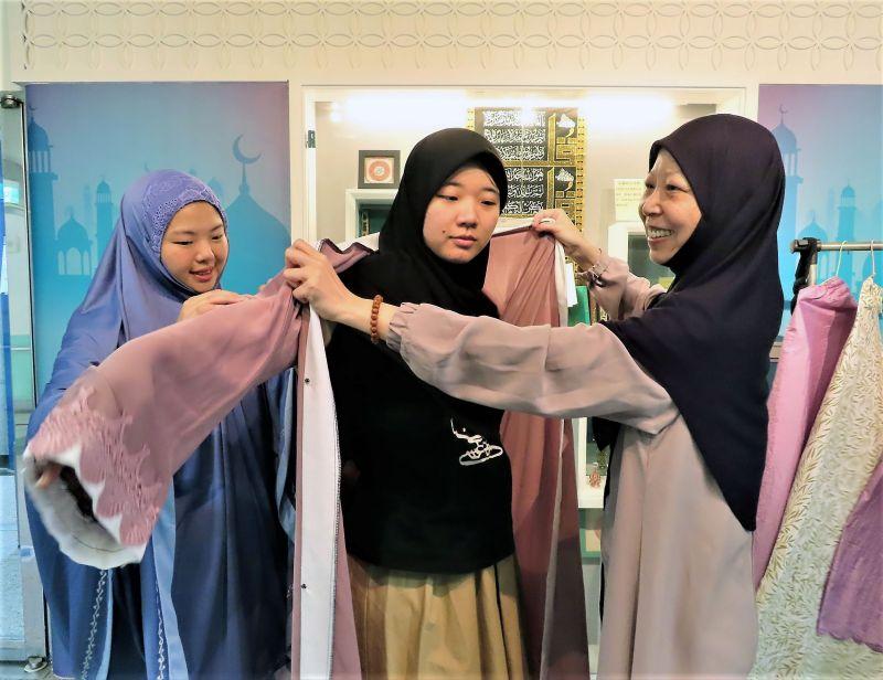 伊斯蘭文化體驗