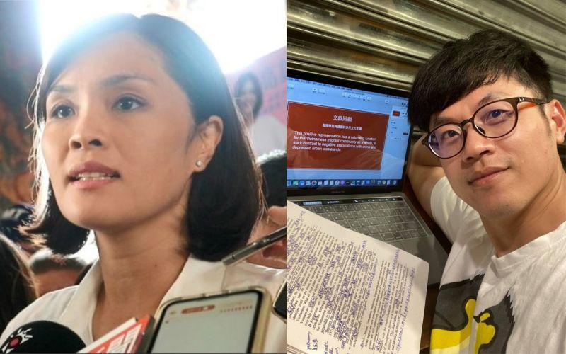 李眉蓁遭爆抄襲論文 中山大研究生不忍了:輕蔑學術專業