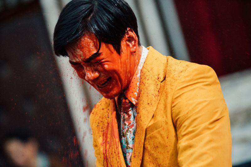 影/活屍展現各種「花式噴血」 <b>禾浩辰</b>被噴到崩潰!