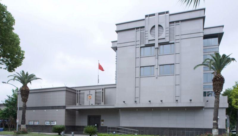中國駐德州領事館