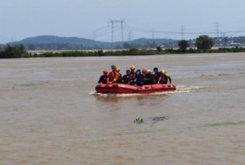 中國暴雨27省市逾4500萬人受災!安徽小鎮15村全淹