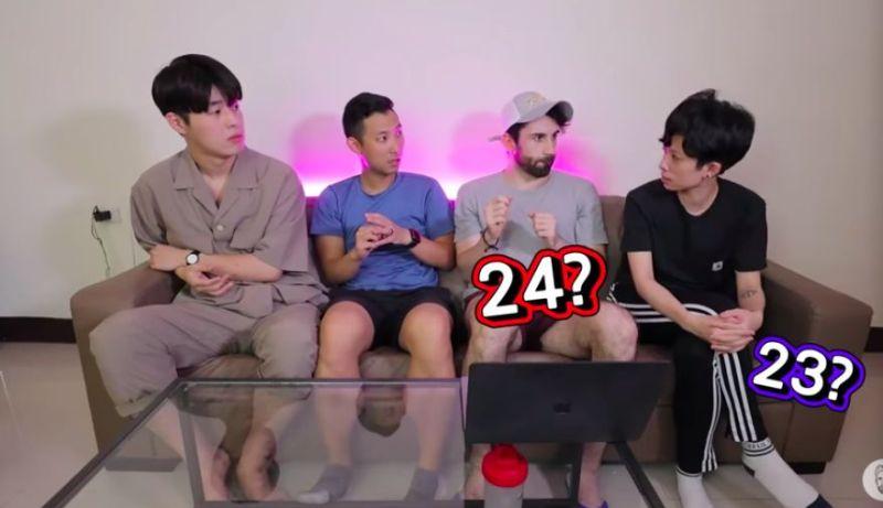 ▲外國人討論台灣縣市哪裡最值得旅遊。(圖/翻攝酷的夢Youtube)