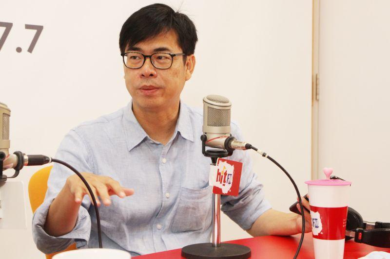 直播/百工百業相挺陳其邁 包粽祝福高票當選
