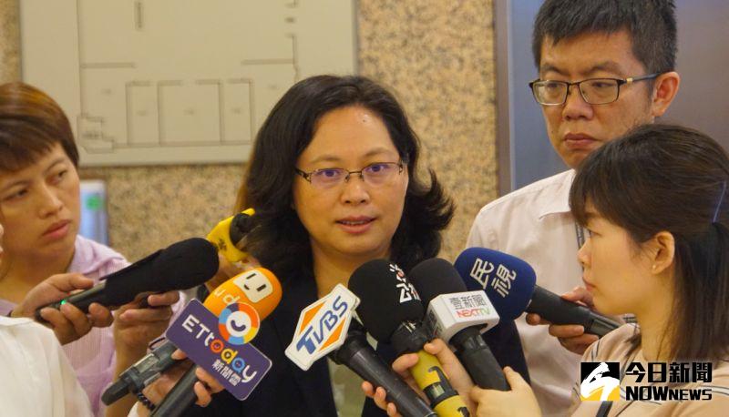 李眉蓁宣佈放棄碩士學位 民眾黨:還是有誠信問題