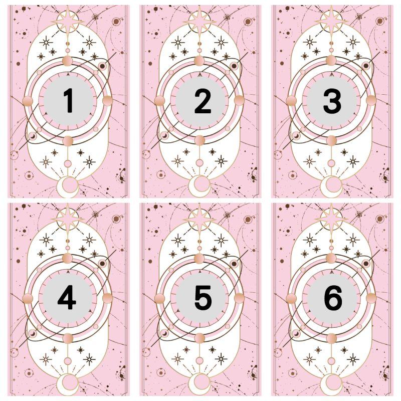 ▲請在心中默念題目後,選出一張牌來即可。(圖/shutterstock)