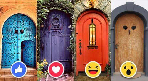 ▲最想進入眼前哪扇門?答案秒曝你的「隱藏性格」。(圖/翻攝自韓國Me2day)