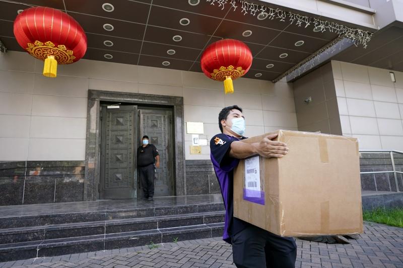 中國駐休士頓總領事館疑涉竊美智財 <b>FBI</b>監視已久