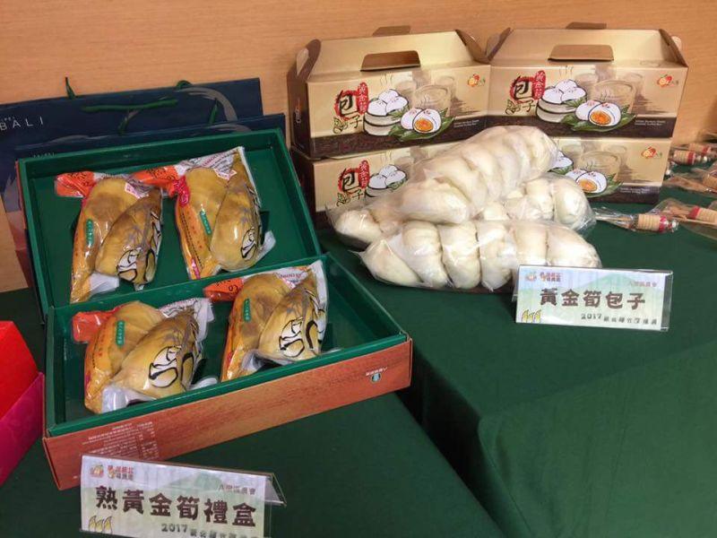 美食巷仔內/竹筍香腸、真空筍 新北農業局教綠竹筍吃法