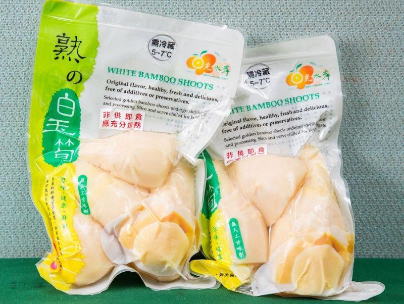 美食巷仔內/竹筍香腸、真空筍 新北農業局教<b>綠竹筍</b>吃法