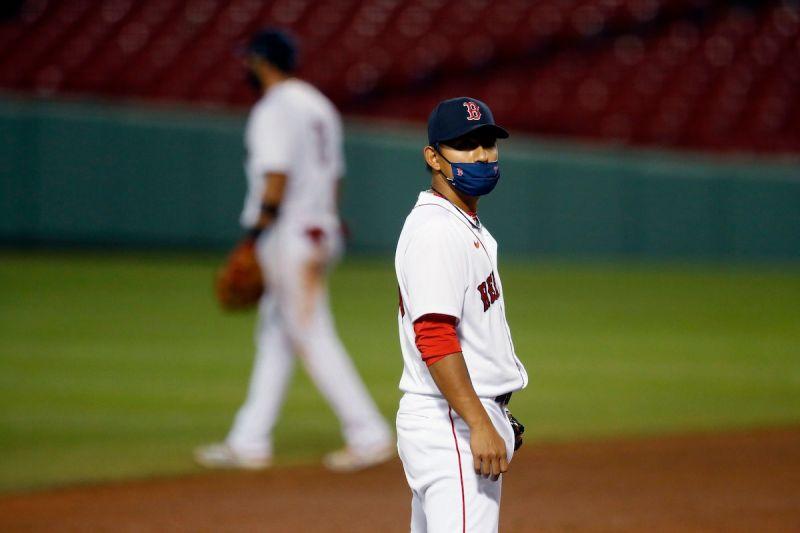 MLB/美記者:林子偉都戴口罩敲安了 你也能戴著上超市