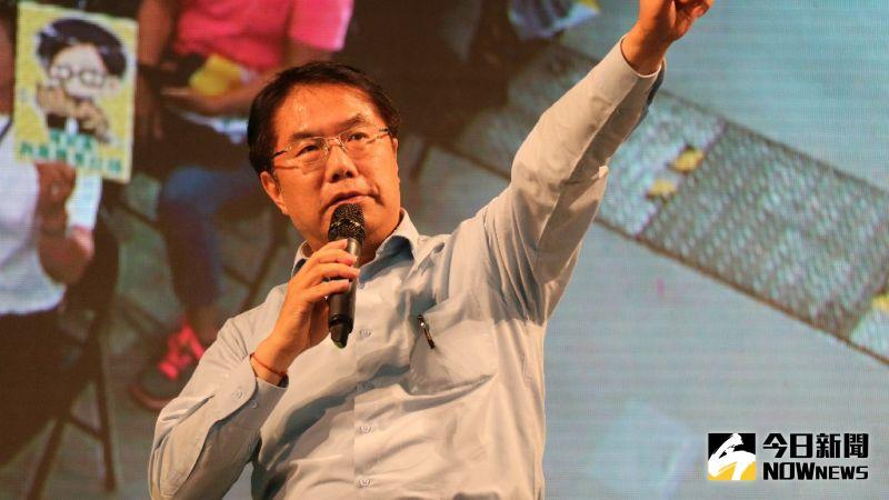 ▲台南市長黃偉哲。(圖/記者鄭婷襄攝,2020.07.25)