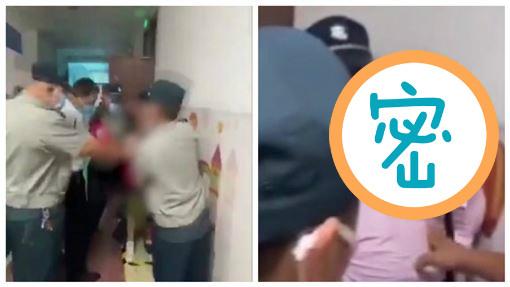 ▲中國一名「孕婦」行竊醫院,沒想到真實身分是個缺錢抖內直播主的大叔。(圖/翻攝自微博)