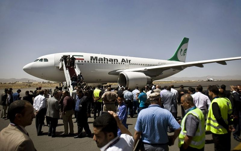 美戰機逼進釀傷 <b>伊朗</b>:馬漢航空乘客可告美軍