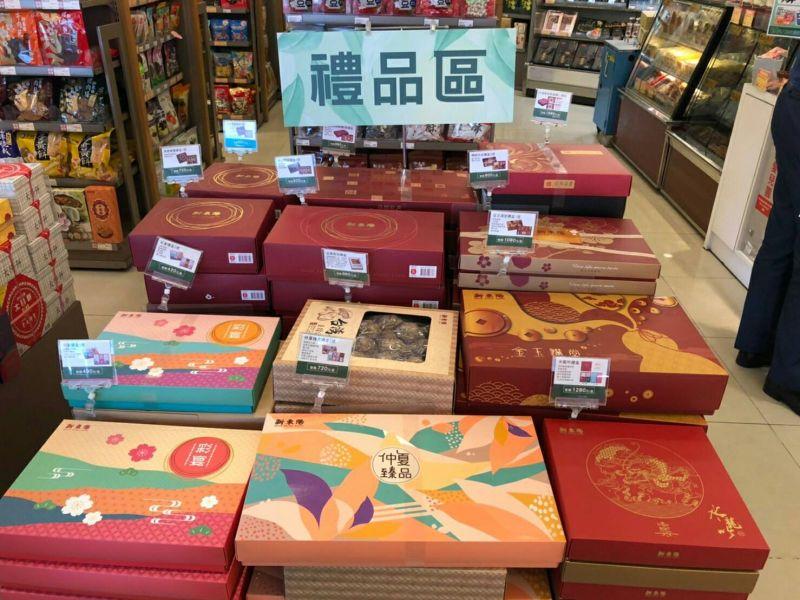 限制產品過度包裝 中市稽查345件禮盒均合格