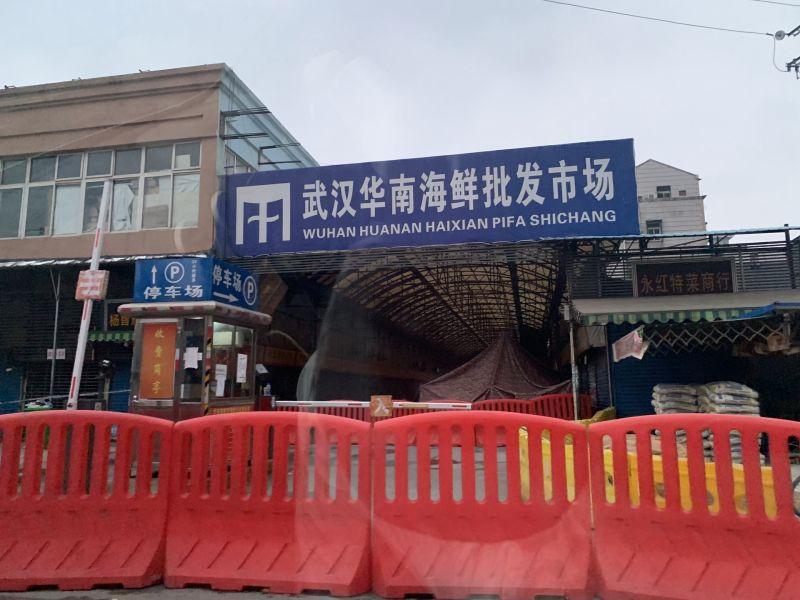 中國專家:武漢海鮮市場疫情 可能來自進口冷鏈