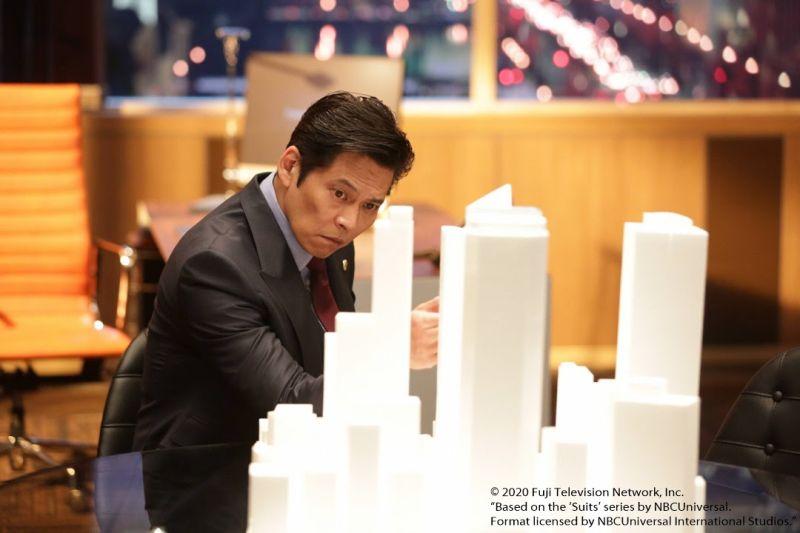 ▲《SUITS無照律師第2季》時隔3個月復播,織田裕二分享隔離期間的生活初體驗。(圖/friDay影音)